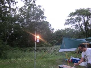 笹ヶ峰キャンプ
