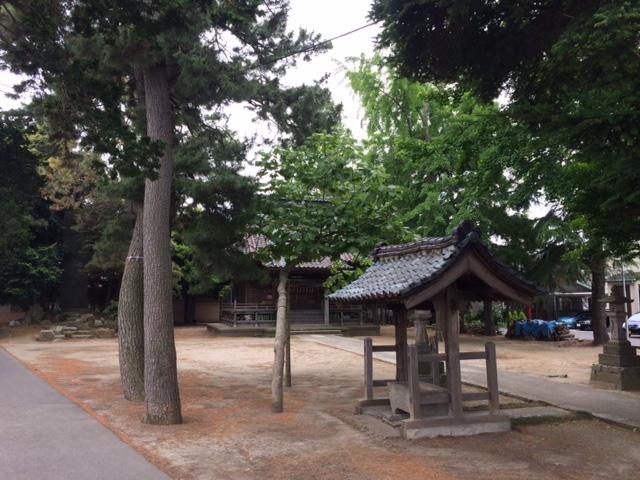 新潟界隈の神社