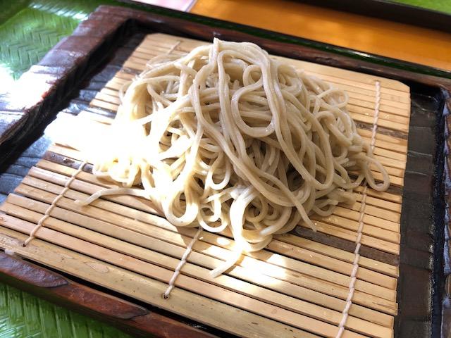 高橋さん蕎麦