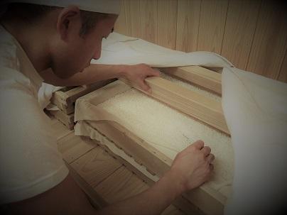 金鶴麹造り