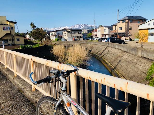 自転車散策