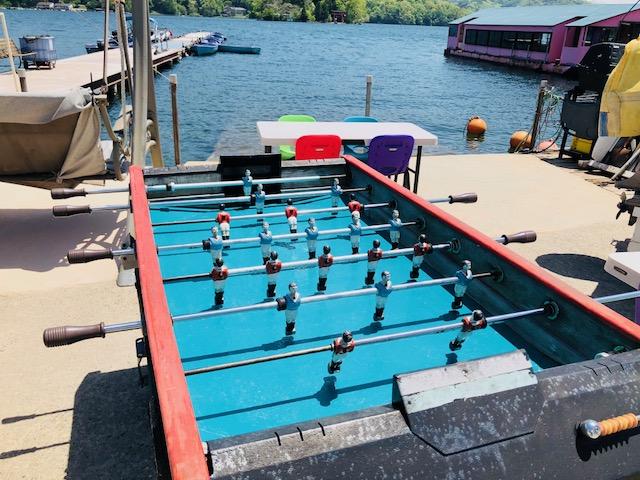 野尻湖サッカーゲーム