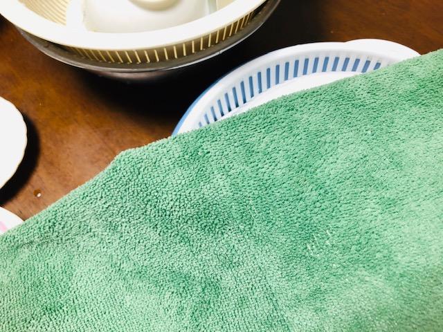 食器用布巾