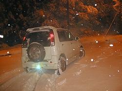 雪中テリキ3