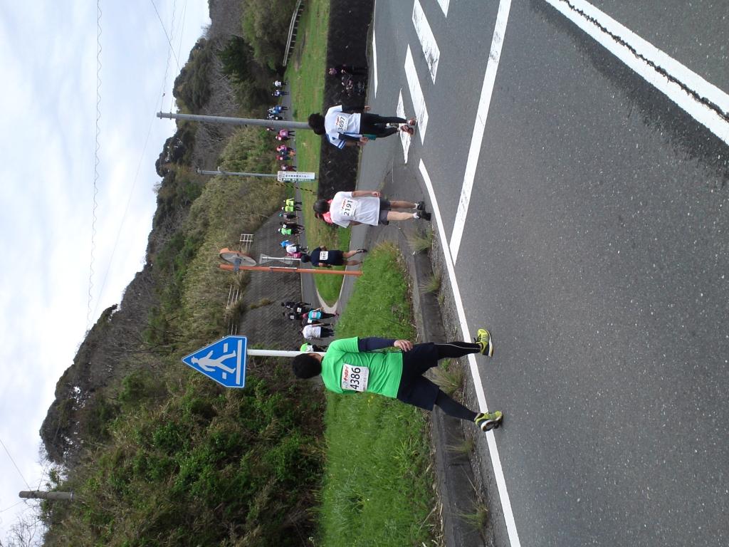 掛川マラソン3