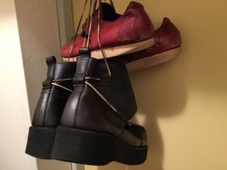 革靴 カビキラー ラナパー