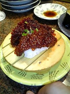 寿司(筋子)