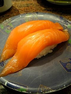 寿司(サーモン)