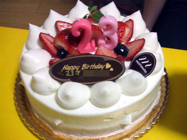 写真:ケーキ