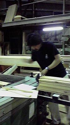 けんじさんの木工所2