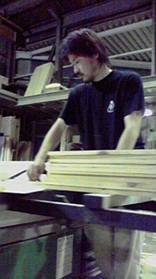 けんじさんの木工所3