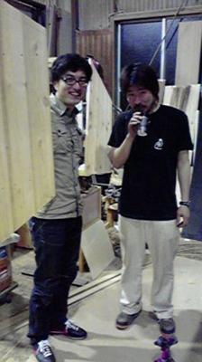 けんじさんの木工所6