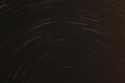カシオペアから北極星