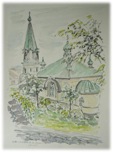 ハリスト教会