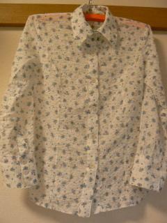 リップルのシャツ