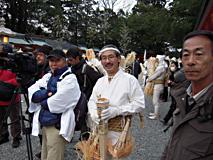龍村監督、写真家の楠本さんと