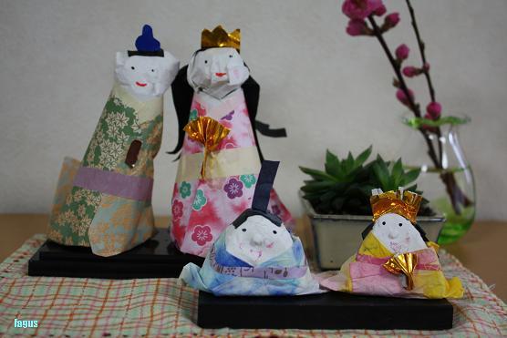 おひなさま(2008,2009)