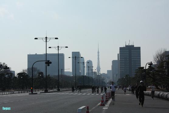東京タワー♪