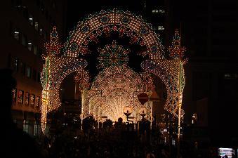 2007神戸ルミナリエその1