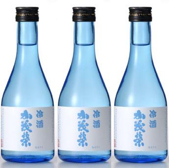 加茂冷酒3本