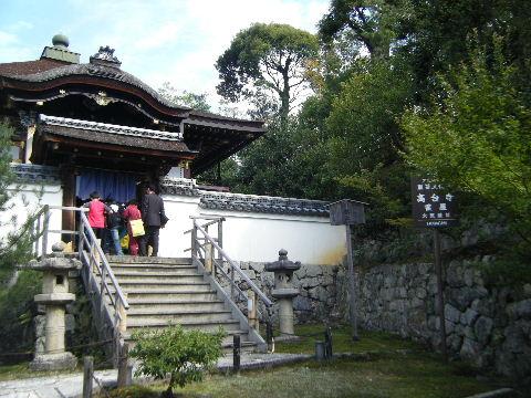 高台寺霊屋(おたまや)