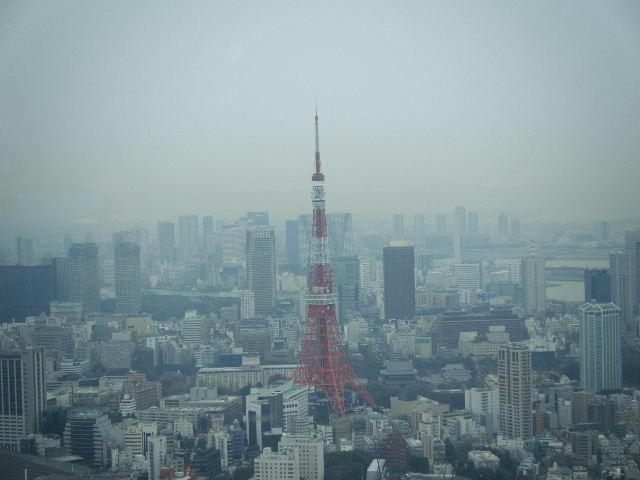 東京シティビュー 東京タワー方面