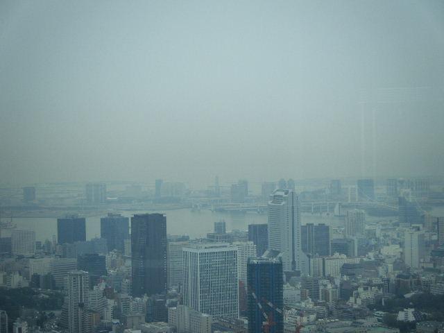 東京シティビュー お台場・レインボーブリッジ方面