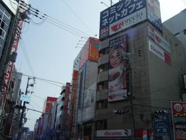 日本橋電気街