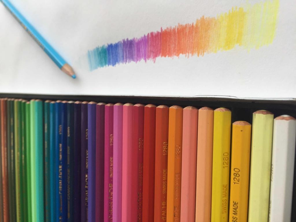 渋谷区広尾のお受験絵画教室色塗り練習