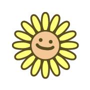 渋谷区広尾の慶應幼稚舎受験・絵画教室アトリエひまわりロゴ