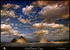 (0395) Giza Plateau, Egypt
