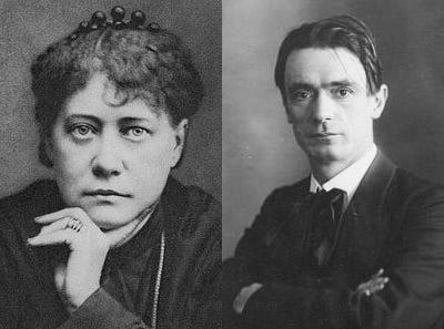 ブラヴァツキー&シュタイナー