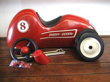 RADIO FLYER - Little Red Roadstar
