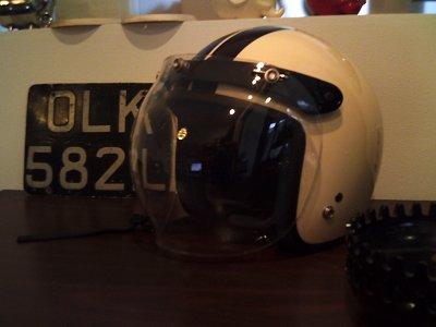 ベスパ ヘルメット