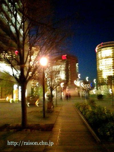 夜の横浜。また行きたいな。