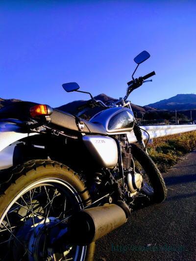 バイクがないと生きられない。