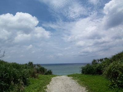 鳩間島ビーチ