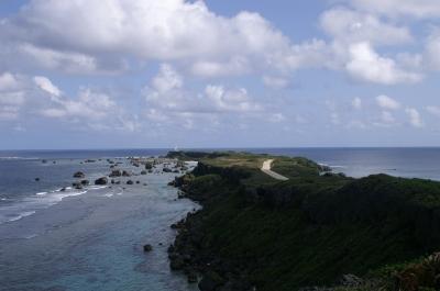 東平安名岬