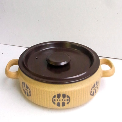 象印 レトロ鍋