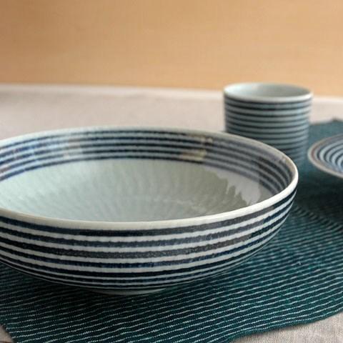 藍駒丸大鉢