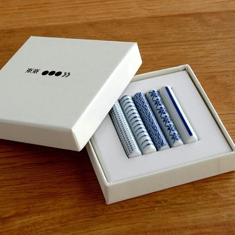 東屋印判箸置 ギフト箱