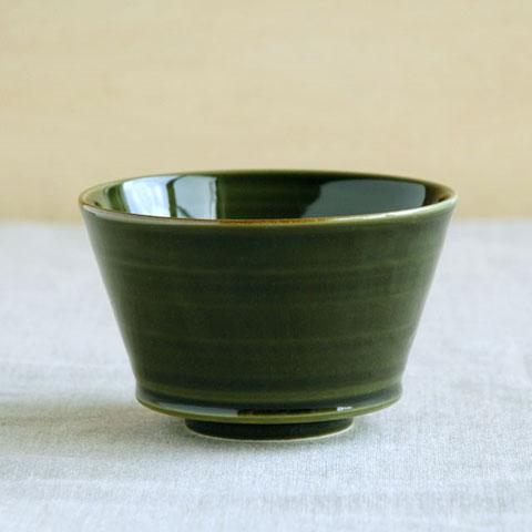 Bamboobowl真竹小鉢 深緑色