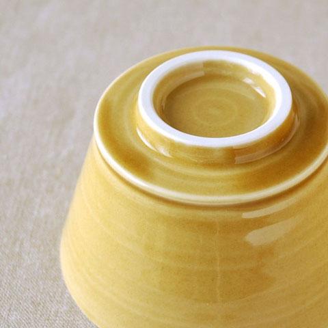 Bamboobowl真竹小鉢 渋黄色