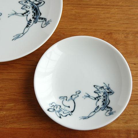 鳥獣戯画 小皿