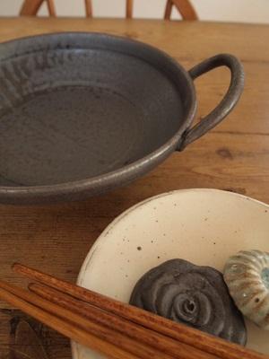 フライパン鉢