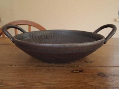 フライパン鉢1