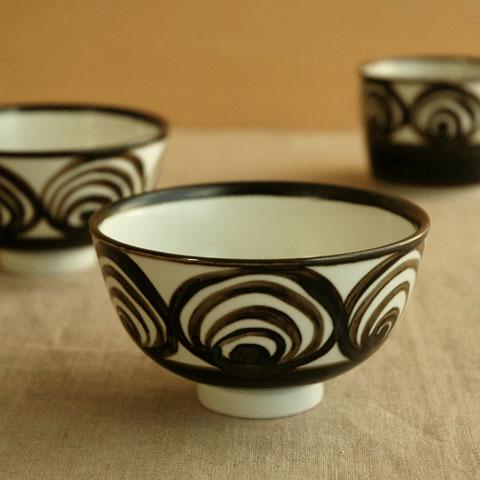 馬の目食器 茶碗