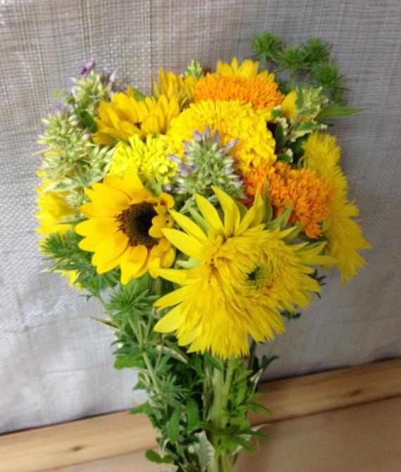 sukiflower 花束