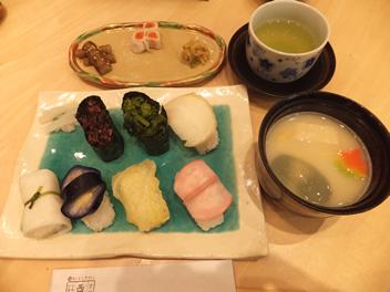20121115西利寿司点心
