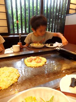 20140906お好み焼き
